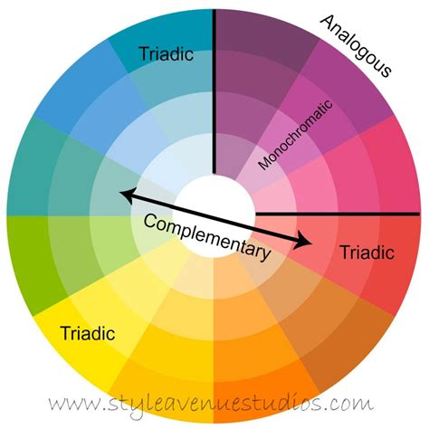 color wheel fashion color using the color wheel to accessorize style