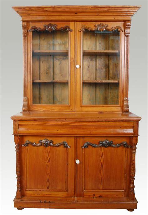 Antique Kitchen Cupboard by Pitch Pine Kitchen Cupboard Antiques Atlas