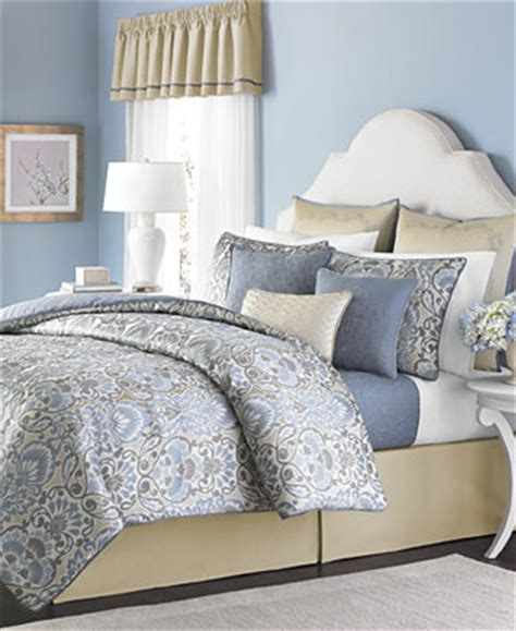 california king comforter only closeout martha stewart collection amora 22 piece