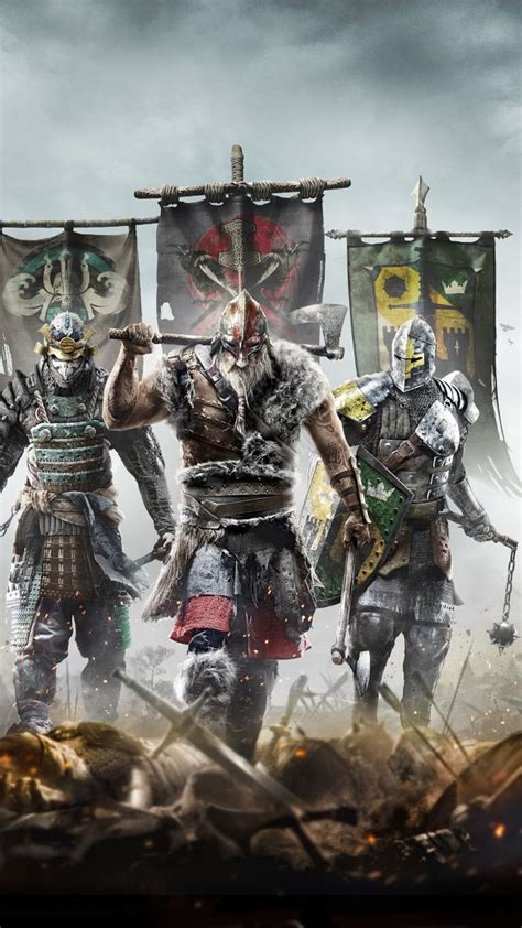 Bd Ps4 For Honor ps4 wallpapers for your phone images wallpaper and free