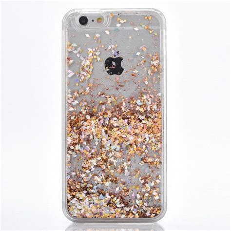 gold cascading glitter case  iphone    iphone cases glitter phone cases iphone