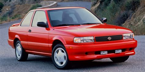 how does cars work 1992 nissan sentra transmission control the original sentra se r is the forgotten performance nissan you should buy now
