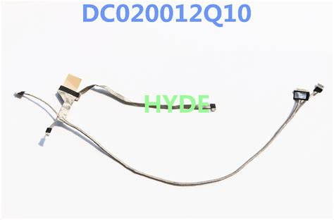 Kabel Lcd Lvds Cable Laptop Toshiba A660a665 new dc020012q10 lvds cable for 웃 유 toshiba toshiba satellite a660 a665 lcd ᗖ lvds lvds cable