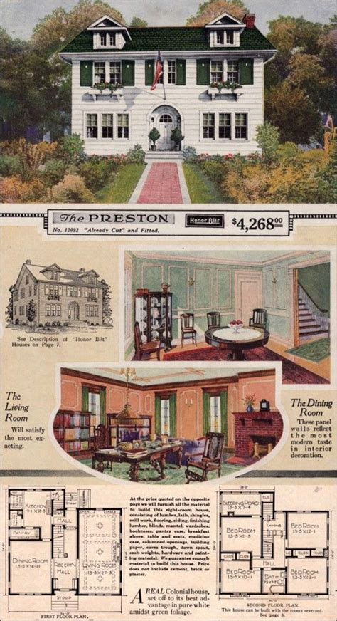 313 best images about 1920s house on pinterest 1920s 1920s house preston and home plans on pinterest