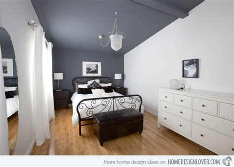 paint ideas for bedrooms with slanted ceilings