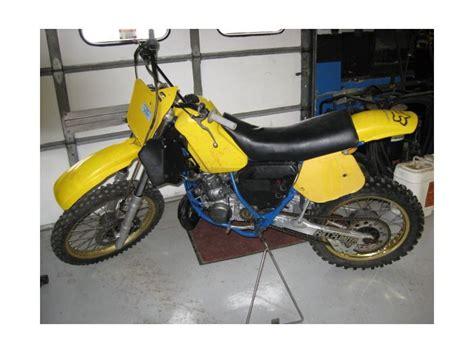 1985 Suzuki Rm250 1977 Suzuki Rm250 For Sale On 2040 Motos