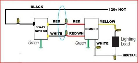 how to install a 3 way dimmer switch diagram leviton dimmer wiring diagram 3 way wiring diagram and