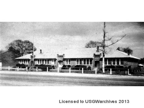Post Office Rincon Ga by Effingham County Usgenweb Archives