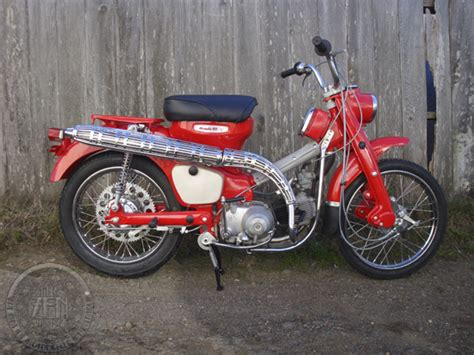 Honda Trail 90 Parts by 1966 Honda Ct Trail 90