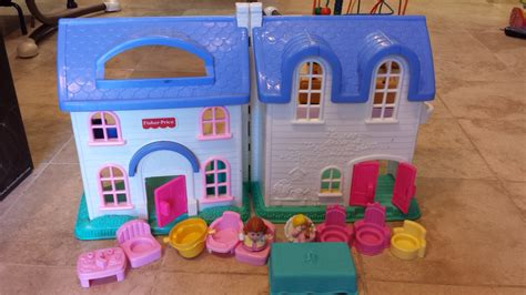 little people doll house fisherdollhouse deals on 1001 blocks
