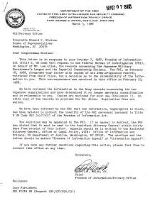 Army Letter Template Internment Archives Army Letter To Rep Nielson On