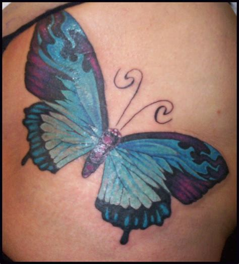 tattoos of butterflies butterfly tattoos