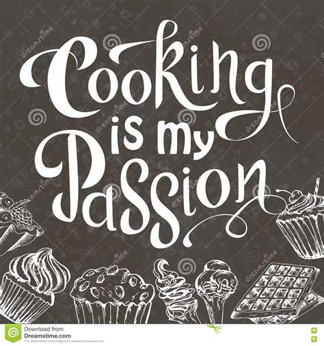 cooking my passion vector cooking elements cartoon vector cartoondealer com 22459515