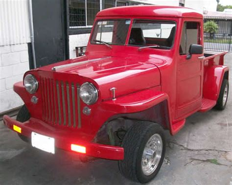 imagenes de pick up jeep willys pick up jeep willys 1947 autos antiguos costa rica