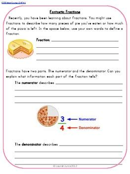 common core math writing prompts set   tools