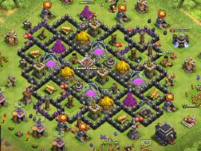 Ultimate clash of clans guide base design for clan wars car tuning