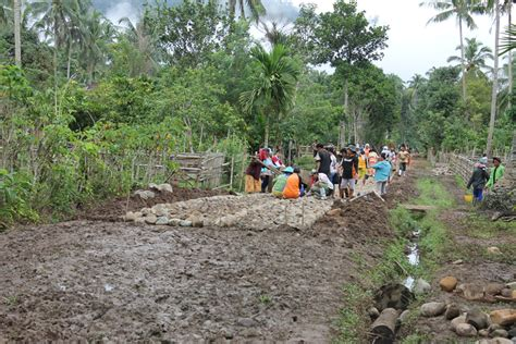 Membangun Kemandirian Desa ada desa bangun infrastruktur harus total villagerspost