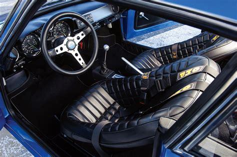 Alpine Interior by Alpine A110 Sur Base Renault 4cv Ch 226 Ssis A106 Moteur R8