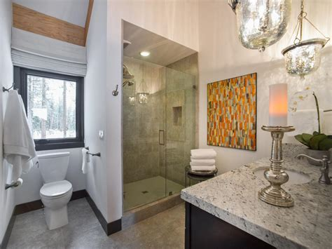hgtv decorating bathrooms hgtv dream home 2014 guest bathroom pictures and video