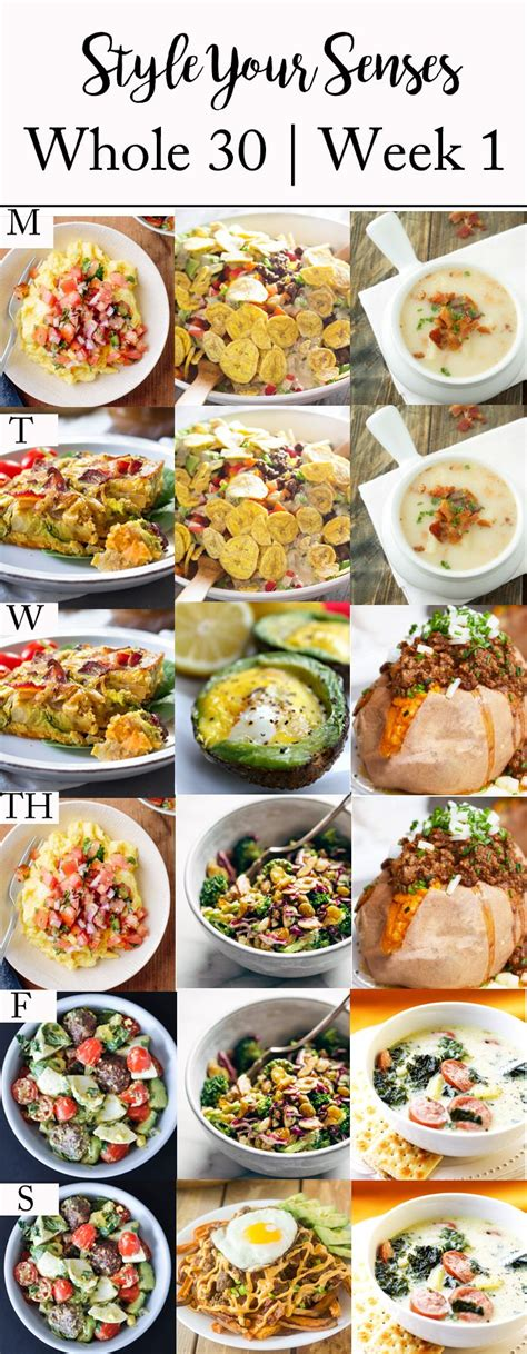 One Of The Best Weeks In The Whole Year Fashion Week 17 best ideas about weekly meal plans on