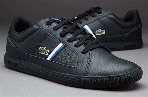 Harga Tas Merk Lacoste sepatu sneakers lacoste europa black