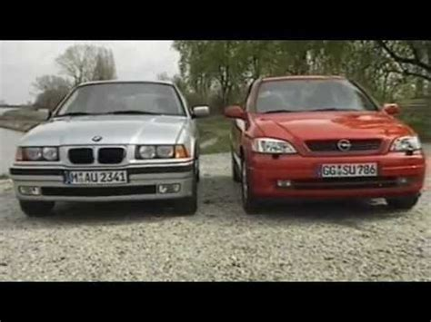 opel bmw opel astra vs bmw 316 1993