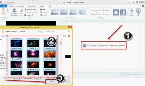 tutorial movie maker di windows 7 tutorial movie maker cara menggunakan movie maker di