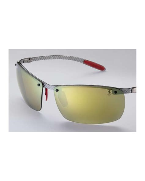 Summit Dinamic With Rayban ban rb8305m scuderia collection in gray for lyst