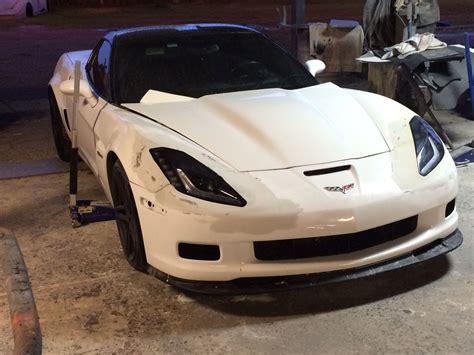 corvette forum c6 corvette forum member spices up a c6 with c7 headlights
