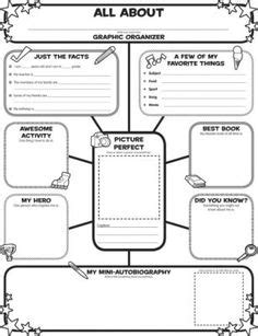 Business Letter Graphic Organizer Teaching On Letter G Preschool And All About Me