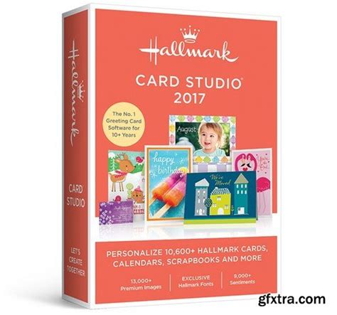 Hallmark Card Studio Templates by Hallmark Card Studio 2017 18 0 0 16 Bonus Pack