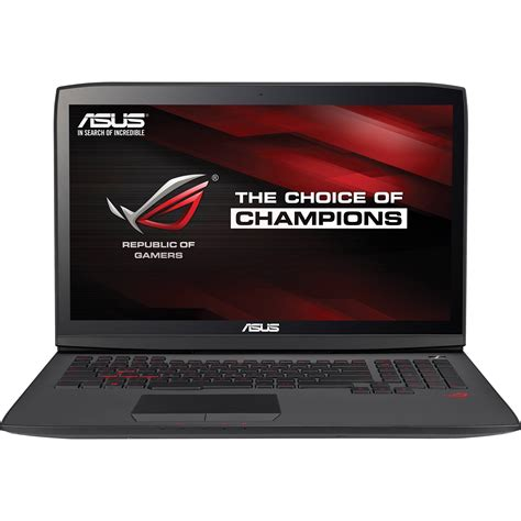 Asus Rog G751jl Ds71 17 3 Inch Gaming Laptop Review asus republic of gamers g751jl ds71 17 3 quot g751jl ds71 b h