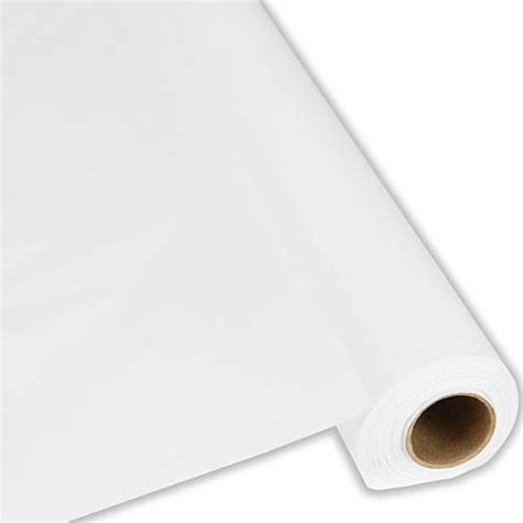 Table Cover Roll by White Table Cover Roll Shindigz