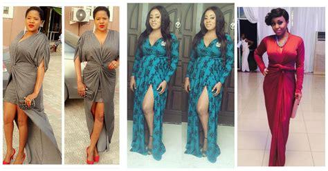 native wear for nigeria celebrity image gallery native nigerian women