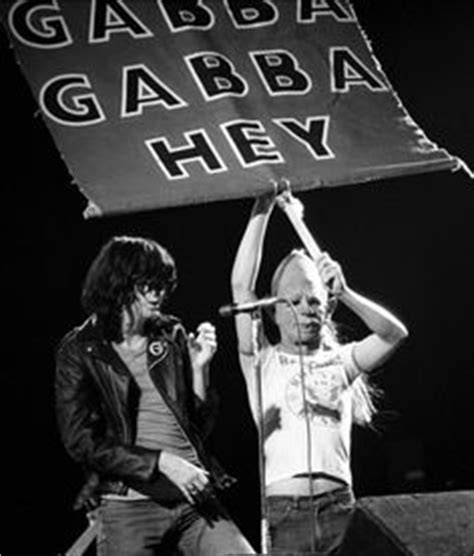gabba gabba hey gabba gabba hey happy birthday ramones