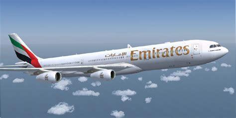 emirates cargo jakarta maskapai emirates kurangi rute penerbangan di 5 kota as
