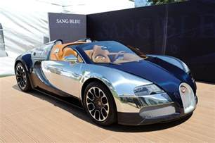 Luxury Bugatti Bugatti Veyron Pur Sang Luxury Car For 3 Million