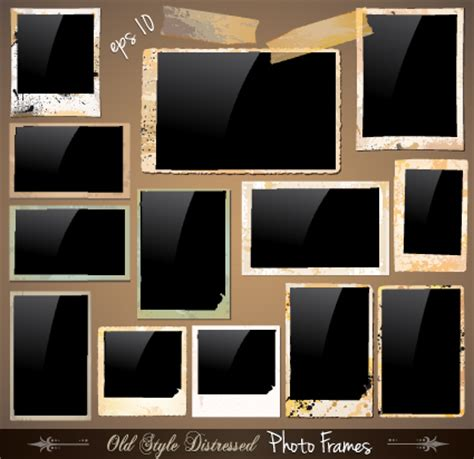 Bingkai Foto Photo Frame Gallery Rounded Float 8x10 Lime Cooler 05099 set of polaroid photo frames vector material 03