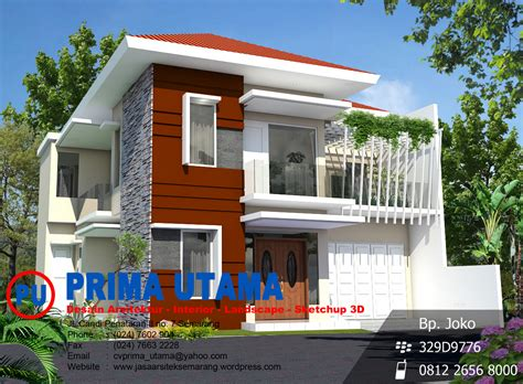 desain atap rumah 2 lantai minimalis desain atap rumah minimalis 2 lantai model rumah