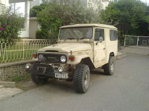 toyota land rover 1980 toyota land cruiser hj47 pick up 2h diesel release date