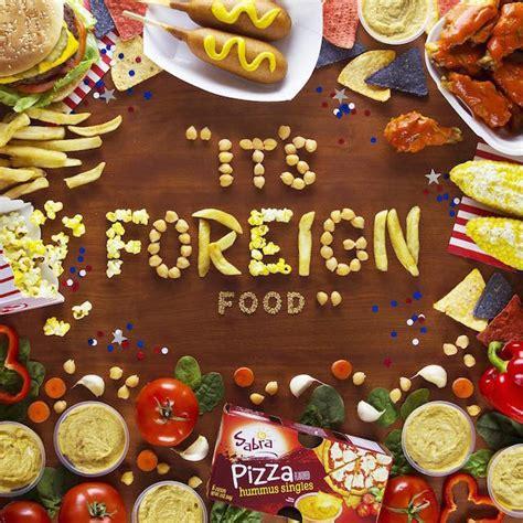 beautiful typographic art created  food items