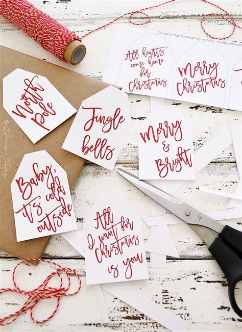 simple printable christmas gift tags free printable christmas gift tags dreams factory