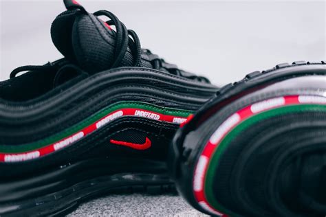 Nike Airmax 97 Og X Undefeated White nike air max 97 undefeated aj1986 001 sneaker bar detroit