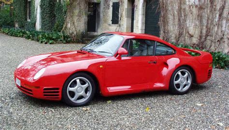 80s porsche 959 1988 porsche 959 s car review top speed