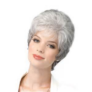 best shoo for gray hair for aoert sliver curly wig kanekalon synthetic fiber hair 10