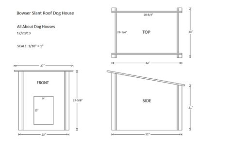 36 Free Diy Dog House Plans Ideas For Your Furry Friend Insulated Dog House Plans For
