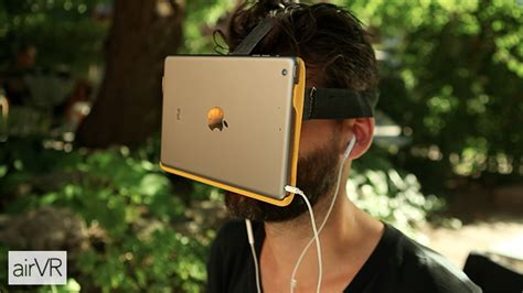 Vr Iphone 6 airvr brings vr to your mini iphone 6 plus slashgear