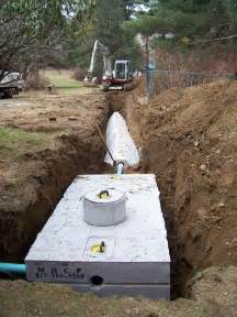 Septic Tank Installation Septic System Inspections Certified Home Inspectors