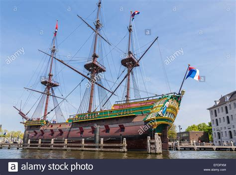 ship company replica of the historic dutch east india company ship the