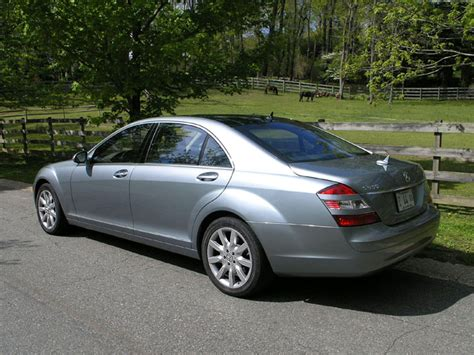 Mercedes S550 2007 by 2007 Mercedes S550 Road Test Carparts